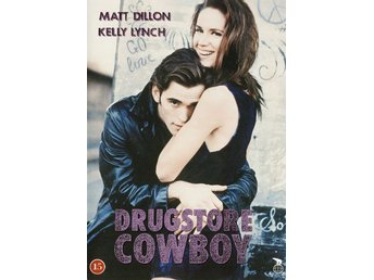Drugstore Cowboy (Matt Dillon, Kelly Lynch)