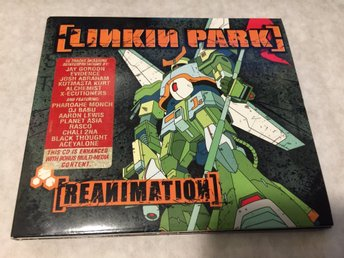 Linkin Park - Reanimation | CD 2002 Digipak