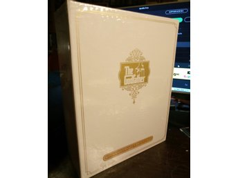 NY! Inplastad! The Godfather 40th Anniversary Collection Limited Edition - OOP!!
