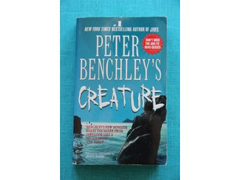 ENGELSKA! Creature / White Shark av Peter Benchley