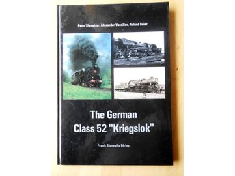 "The German Class 52 ""Kriegslok"""