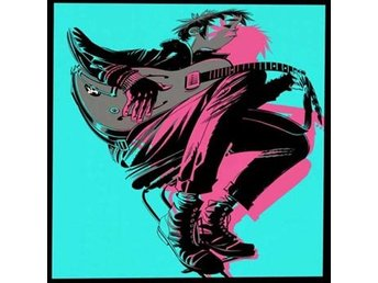 Gorillaz: The now now 2018 (CD)