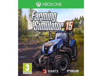 Farming Simulator 2015 - Xbox One