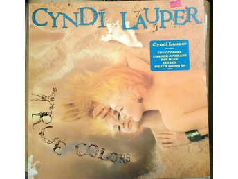 Cyndi Lauper - True Colors, LP