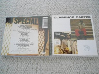 CD : CLARENCE CARTER : LONELINESS AND TEMPTATION + A HEART FULL OF SONG 1996