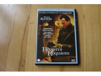 Brown's Requiem - DVD