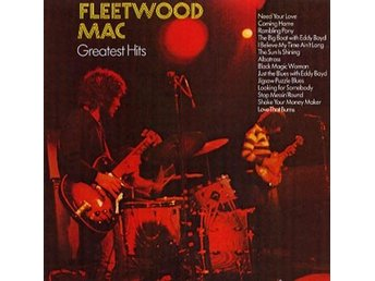 Fleetwood Mac: Greatest hits 1968-71 (CD)