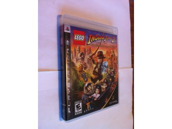 PS3: LEGO: Indiana Jones 2 (II) - The Adventure Continues
