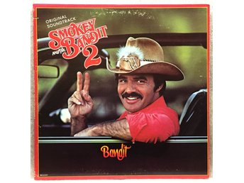 SMOKEY and the BANDIT / Burt Reynolds Jerry Reed Don Williams Roy Rogers Statler