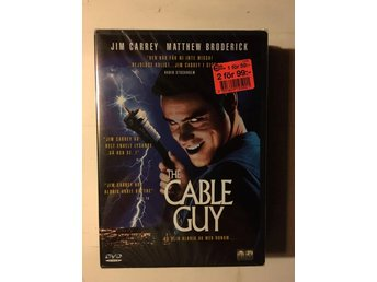 The Cable guy/Inplastad/Jim Carrey/Matthew Broderick