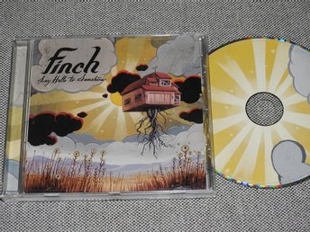 Finch - Say Hello To Sunshine CD