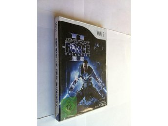 Wii: Star Wars - The Force Unleashed II (2)