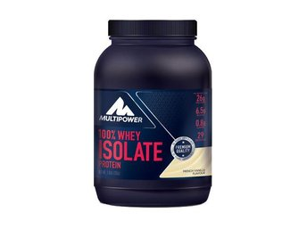100% Whey Isolate Strawberry Splash 725g