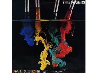 The Waters - Watercolors (1980/2012) CD, Arista SICP-3526, Japan w/OBI, New