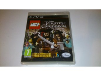 - Lego Pirates of the Caribbean PS3 -