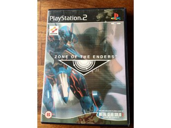Original Playstation 2 spel, Zone of the Enders
