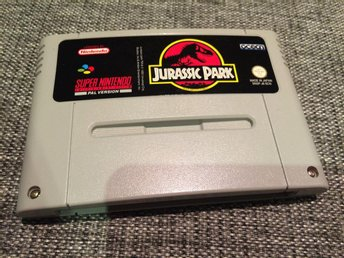 Supernintendo, SNES***Jurassic Park***