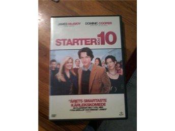 DVD Film, starter for 10 - Ringarum - DVD Film, starter for 10 - Ringarum