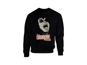 Kiss - Rock God  Sweatshirt - Large