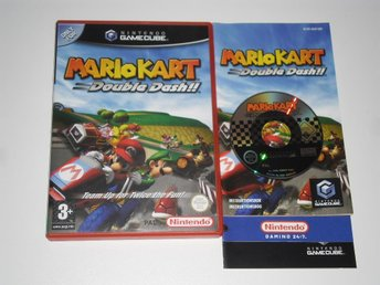 Nintendo GameCube: Mario Kart Double Dash - Stockholm - Nintendo GameCube: Mario Kart Double Dash - Stockholm