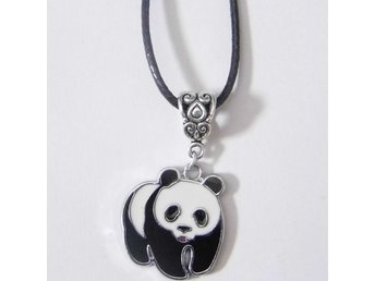 Panda halsband / Panda necklace