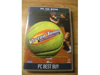 PC-spel: Virtuna Tennis