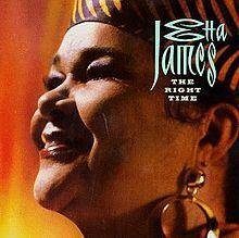 Etta James - The Right Time (1992) CD, Elektra, OOP, Like New, Classic Soul