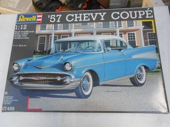 REVELL 57 CHEVY COUPE  skala 1:12