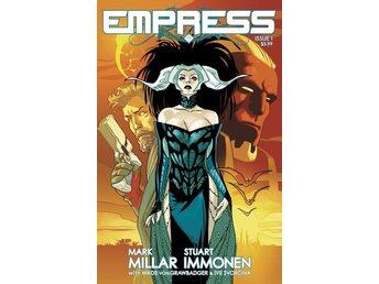 Empress - Serietidning - Comics Issue 1-4