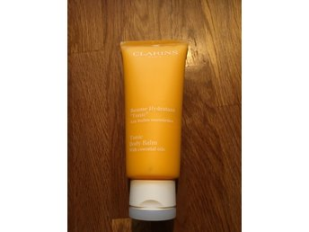 Clarins body balm hudlotion