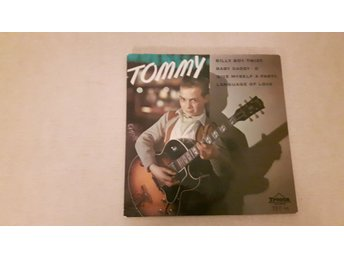 Tommy - Billy Boy Twist (Endast Omslag)