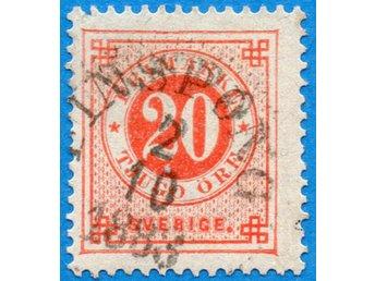 F46 FINSPONG 1888.10.02 (10971) MG - Luleå - Facit nr: 46Ort: FINSPONG Datum: 1888.10.02Landskap: Östergötland (ÖG)Facit Värde: 8 (Facit SC 2018)Postal Värde: 15 (Postal IX)Objektnummer: 10971GARANTI:Alltid full returrätt oberoendeorsak inom 10 dagar!Läs 'mer info' under fraktLycka t - Luleå