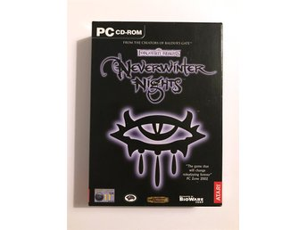 Neverwinter Nights, big box – spel till PC