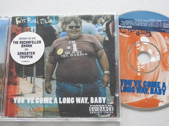 Fatboy Slim - You've Come A Long Way, Baby CD 1998 Fat Boy