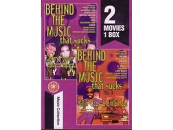 Behind The Music - Vol 1 & 2 (HipHop & Pop) - DVD