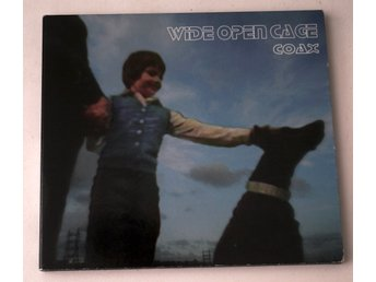 Wide Open Cage / Coax CD pappersomslag