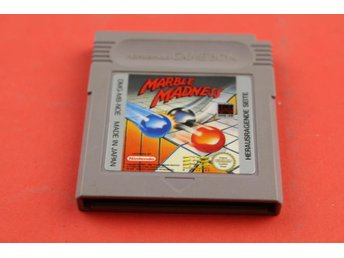 MARBLE MADNESS till Nintendo Game Boy