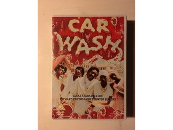 Car wash/Richard Pryor/The Pointer sisters