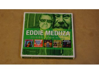 EDDIE MEDUZA ORIGINAL ALBUM SERIES (CD)