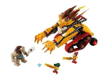 70144 Lego Chima Laval's fire Lion