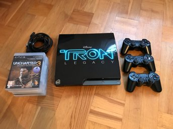 PS3- special edition TRON