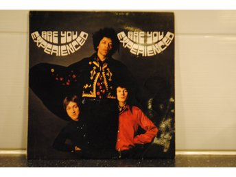 "Jimi Hendrix ""Are you Experienced"" UK, Track -67,MONO"