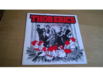 Thor-Erics - Jul i Vårt Hus, EP, single, very rare!