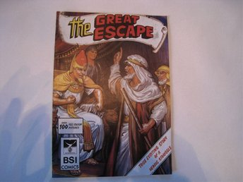 SERIETIDNING - The Great Escape - MOSES