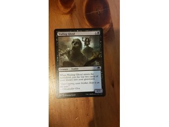 Magic the Gathering - Wailing Ghoul (NM)