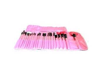 32 st. Rosa London Pride Cosmetics Makeup Brush Set - Falköping - 32 st. Rosa London Pride Cosmetics Makeup Brush Set - Falköping