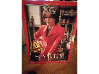 Sally. DVD BOX. 5 Discar. Tvserie