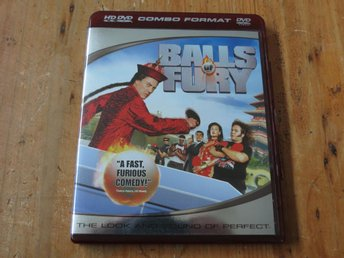 BALLS OF FURY (HD DVD) Christopher Walken