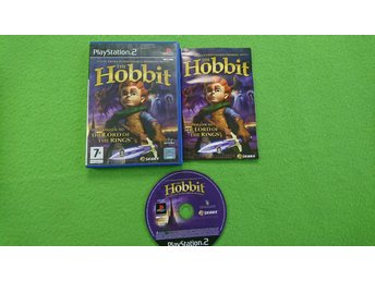 The Hobbit PS2 Playstation 2