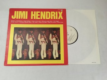 JIMI HENDRIX & LONNIE YOUNGBLOOD LP ITA 1978